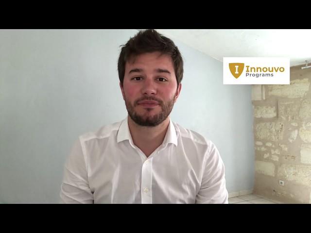 WeHost - Romain Bellet CEO Wehost - Innouvo Program