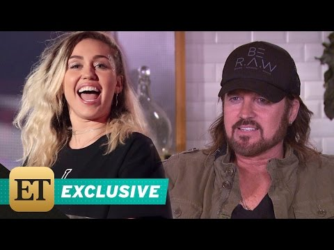 EXCLUSIVE: Billy Ray Cyrus on Miley's Upcoming 'Real' Album and Her New Sobriety