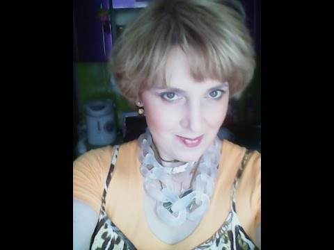 Мои покупки с сайта Aliexpress  бижутерия колье чокер (женский ошейник) серьги бусы ожерелье