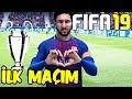 FIFA 19 İLK MAÇIM!   ŞAMPİYONLAR LİGİ BARCELONA-CHELSEA