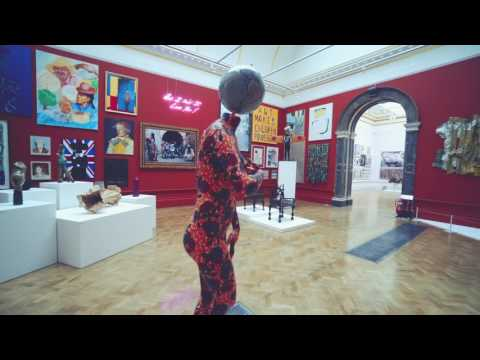 Take a look inside the Summer Exhibition 2017