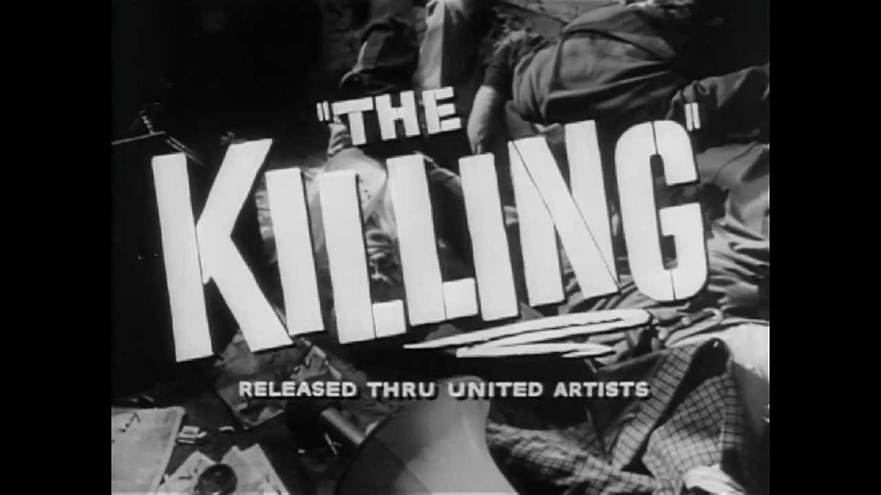 Image result for the killing 1956 poster