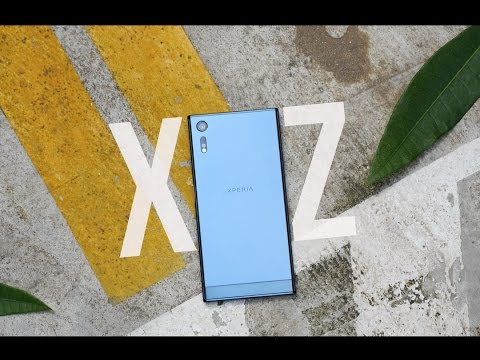 Sony XPERIA XZ Review By John Sey (Cambo Report) 4K