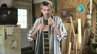 Fail!  Wood Ladder Toy That Never Was. Lamest. Video. Ever.