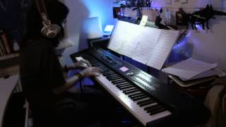 Deine Lakaien - Love Me To The End - piano cover