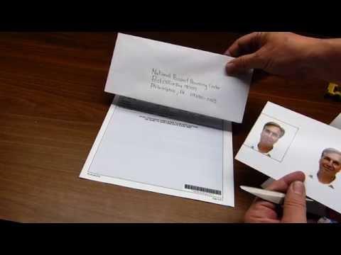 EASY DIY Passport Photos For Less Than A Dime!