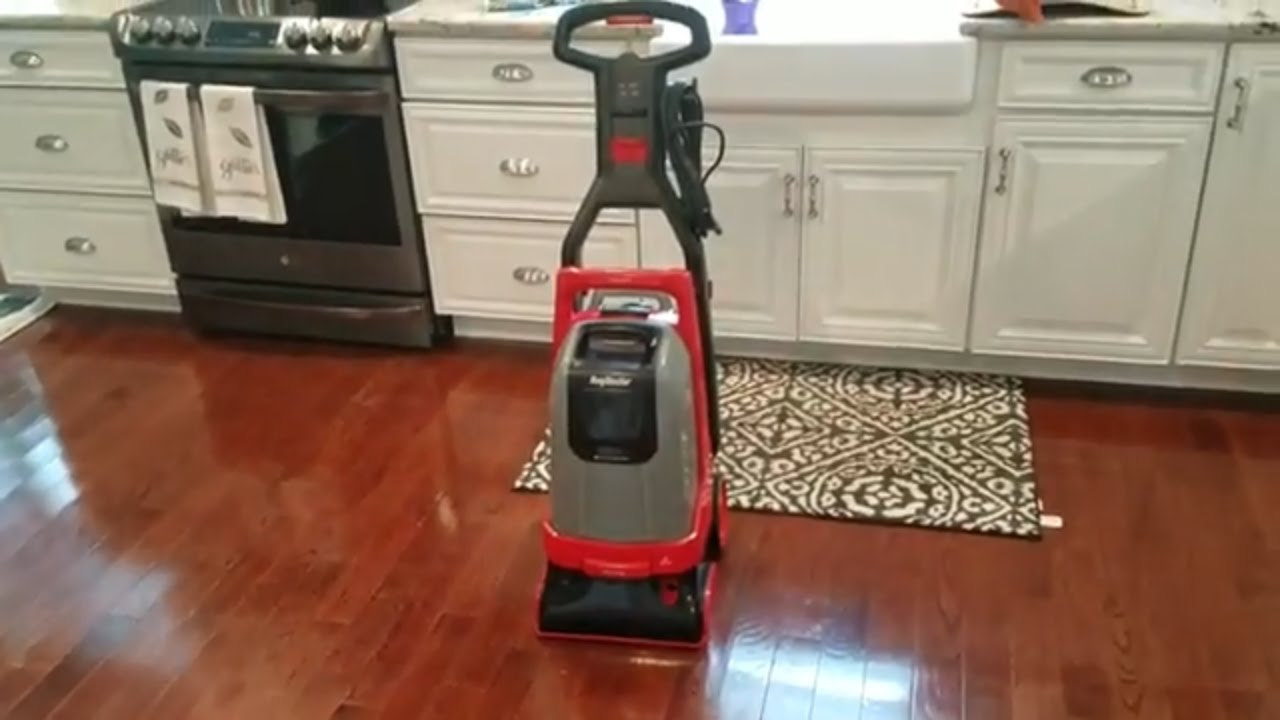 Rug Doctor Pro Deep Carpet Cleaner Seeds Review
