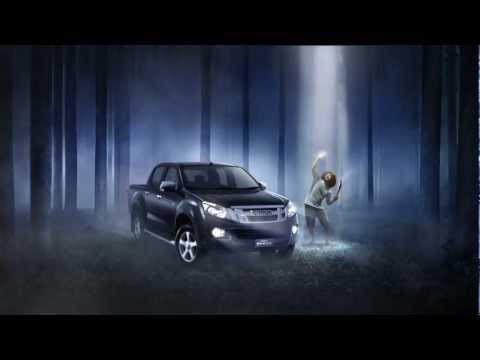 "Liquid Interactive, All-New D-MAX ""First Contact"" Campaign Case Study"