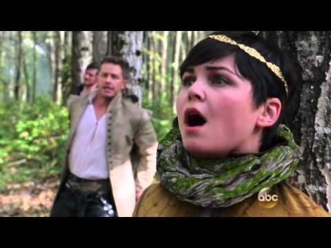 OUAT  5x08 'Merlin, kill her mother!' Emma, Merlin, Arthur, Zelena, etc