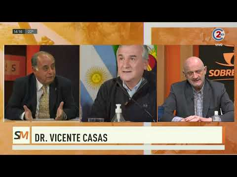 Sobremesa 28-09-20| Dr. Vicente Casas