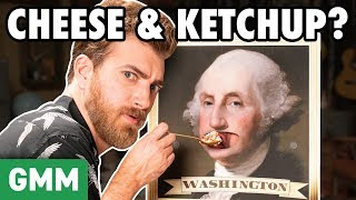 Download Weirdest Foods Eaten By Presidents (GAME) Mp3 and Videos