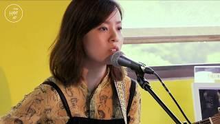 因著花這首歌,珂瀾第一次來到台灣,5/20再度來台Her Live 房間裡的秘密...