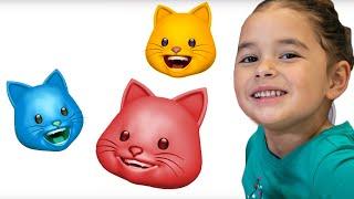 Cancion Tres Gatitos en Espanol