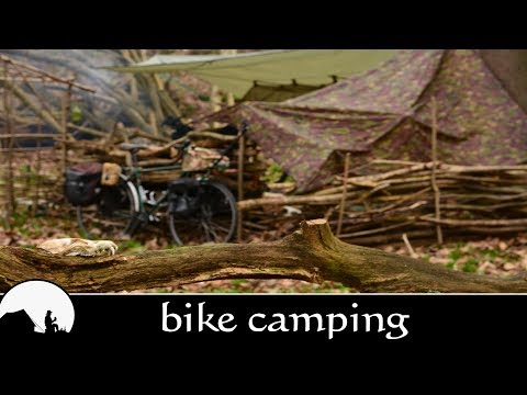 bike camping UK 2017