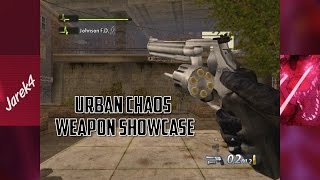Urban Chaos: Riot Response - All Weapons Shown