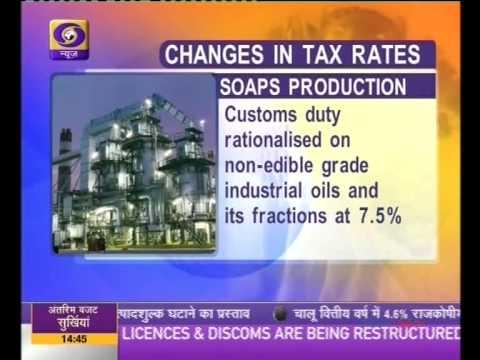 Chidambaram presents interim budget for 2014-15