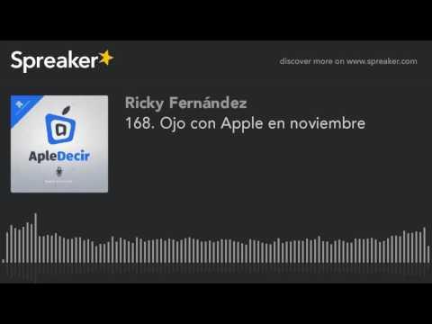 168. Ojo con Apple en noviembre