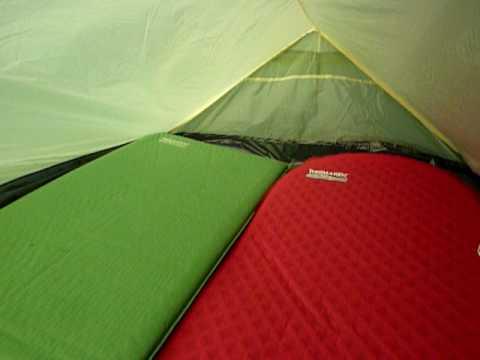Vaude Power Lizard UL tent part 2 & Vaude Power Lizard UL tent part 2 - YouTube