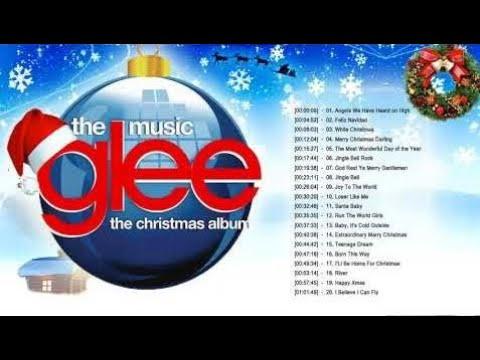 Glee Christmas Songs Full Album 2018 - Glee Greatest Hits Playlist Christmas Songs 2018