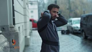 BACKGYM® CORRETTORE DI POSTURA PER LO SPORT Video