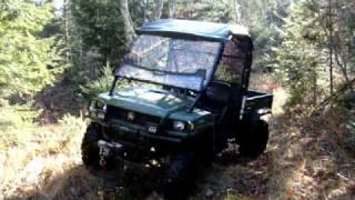 John Deere Gator 620I XUV MUD