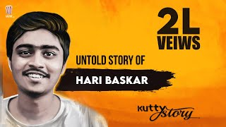 Inspiring Life of Hari Baskar |  Kutty Story | S1 E3 | Little Shows