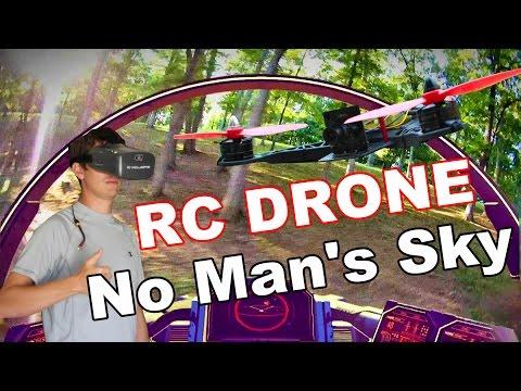 No Man's Sky IRL RC Drone Pilot - Test Flight - TheRcSaylors