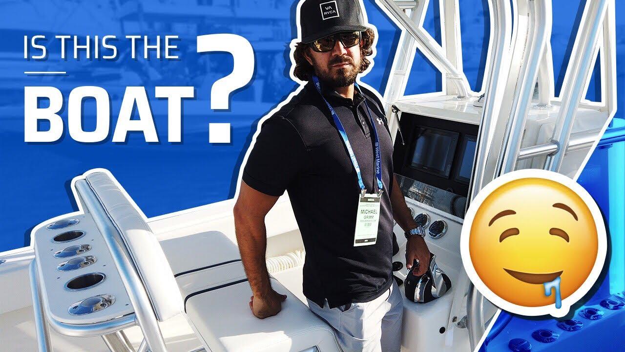 Miami Boat Show Walk Through - Should I Order One ! - YouTube 65cbc13df35