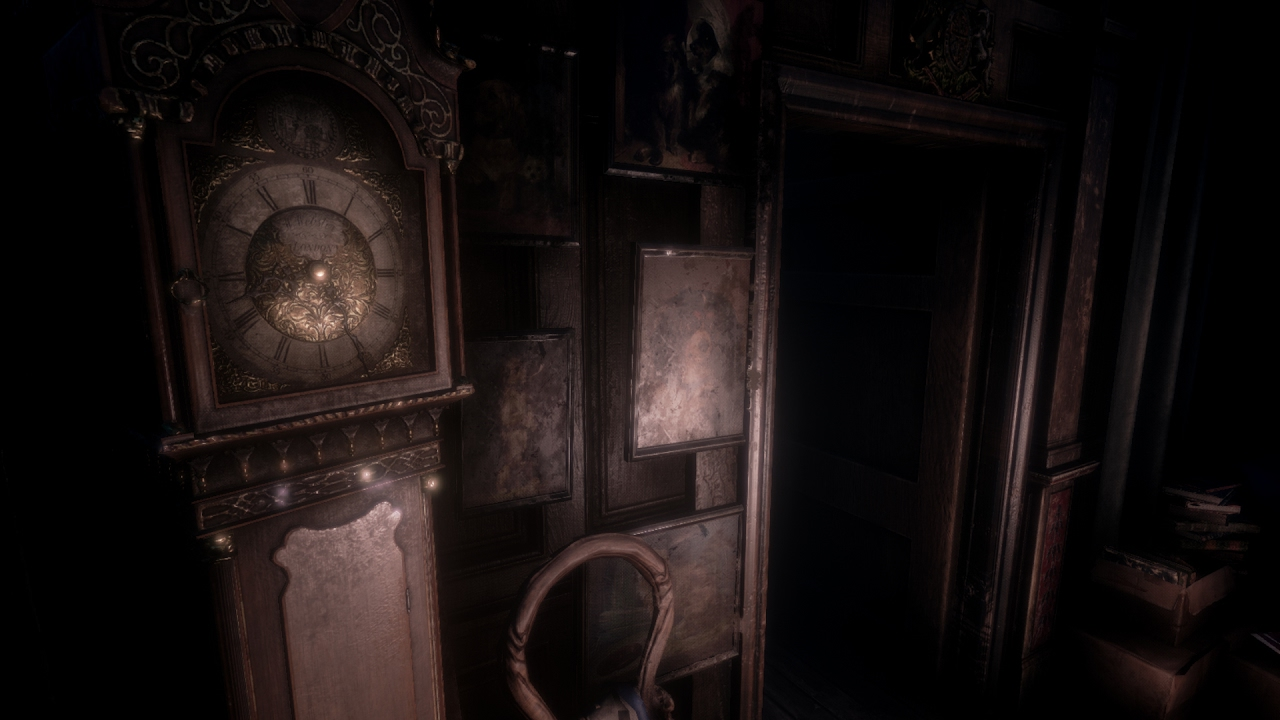 The Wendigo - Unreal Engine 4 Horror Game Trailer