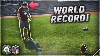 breaking nfl world records