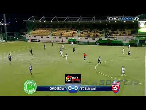 Concordia Chiajna vs FC Botoșani 3-0