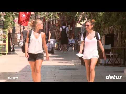 Antalya Turkey Travel Video Holiday in Antalya