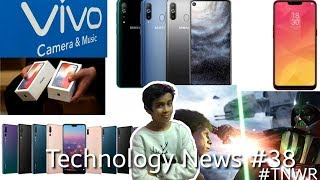Technology News #38 - Samsung A-series, Star Wars, Xchange, Huawei Nova 3i, Realme 2, iPhone X