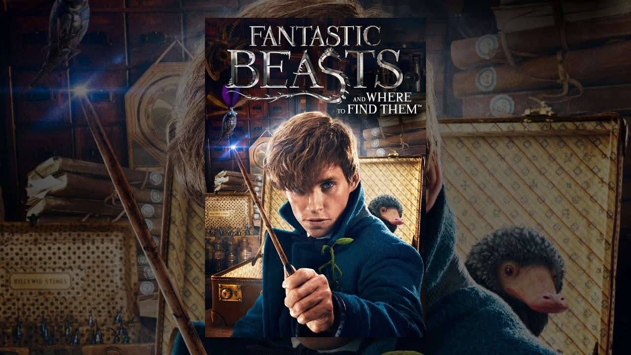 fantastic beasts and where to find them streamcloud