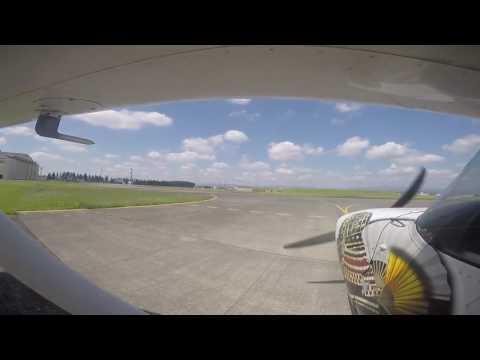 VFR to Oshima Island Japan