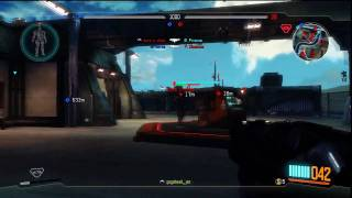 Section 8 Online Multiplayer Gameplay pt.1