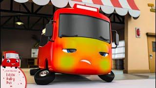 子供向けアニメ | こどものうた | バスターのびょうき | バスのバスター | 赤いバス | バスのうた | 人気童謡 thumbnail