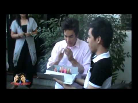 Nadech - Surprise birthday party [NY HOME]