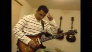 Nadaan Parindey Ghar Aaja Full Electric Guitar Cover by Danial Haider