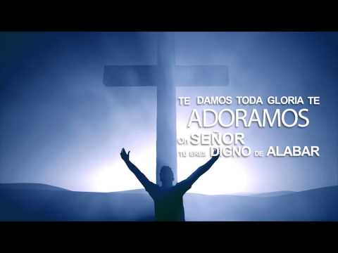 Alpha and Omega - Israel Houghton (version español) - Rumy (Lyric Video)