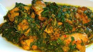 Chicken palak quick recipe (chicken spnich)