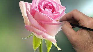 Painting a Rose | Episode 203
