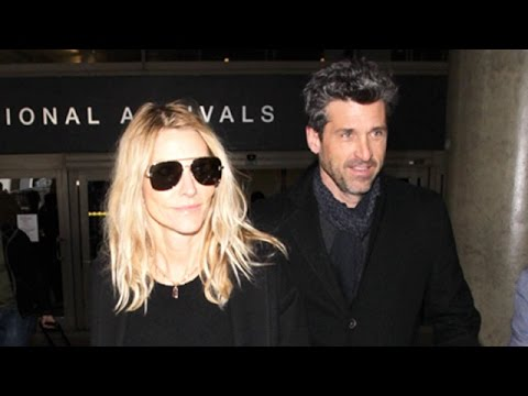 Patrick Dempsey Happy To Have Repaired Marriage With Jillian Fink
