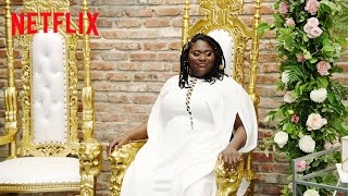 Danielle Brooks New Netflix Family Series - A Little Bit Pregnant
