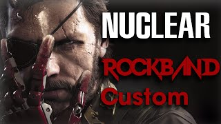 Mike Oldfield - Nuclear - Rock Band 3 Custom