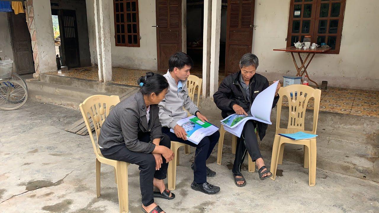 Bàn giao bản vẽ biệt thự 2 tầng tại Huyện Đồng Hỷ Tỉnh Thái Nguyên