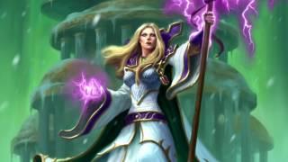 World of Warcraft - реплики Эгвин.
