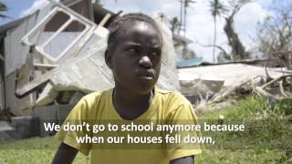 Belina: Life after Cyclone Pam