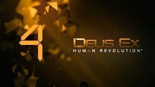 Прохождение Deus Ex 3 #4 [Ура! Детроит! Куча побочных заданий]