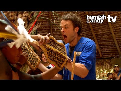 Bullet Ant Sting | Hamish & Andy